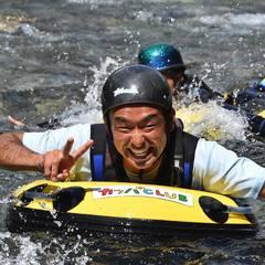 8月21日(火)NHK番組『おはよう日本』にカッパCLUBのガイドが登場