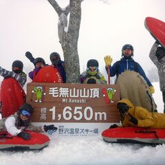 今シーズンも行っちゃいましょう!エアーボード遠征in野沢温泉スキー場